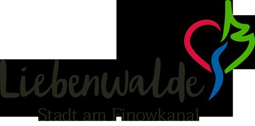 Liebenwalde Stadt am Finowkanal Logo